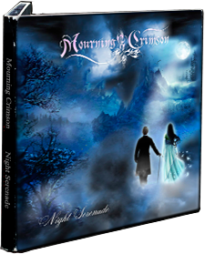 Mourning Crimson - 2013 - Night Serenade [Single]