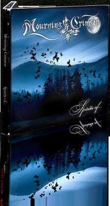 Mourning Crimson - 2009 - Spirits of... [Promo]